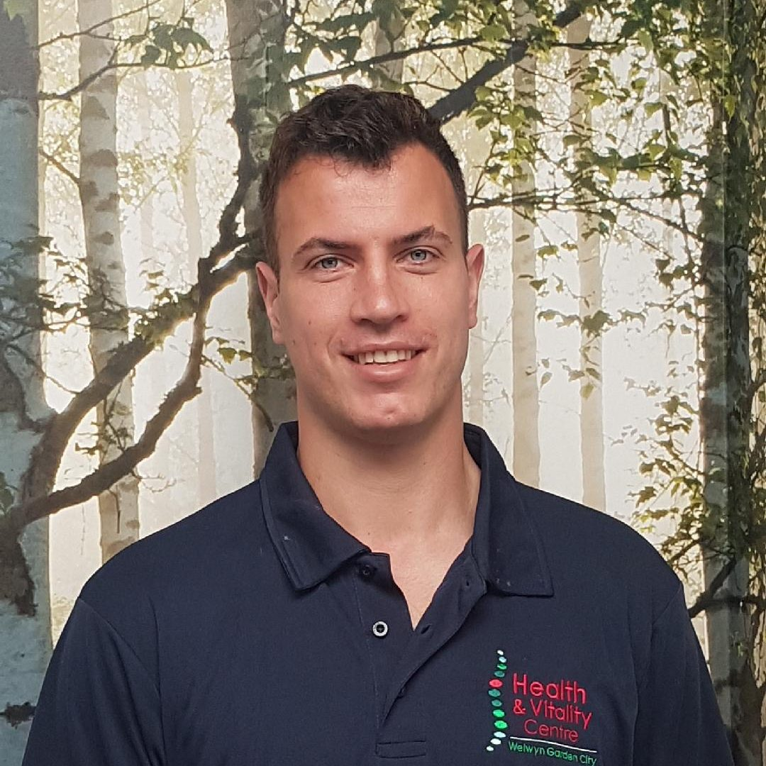 Dr of Osteopathy at The Health and Vitality Centre - Rory McKay